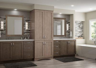 Interiors by Jayme Bathroom